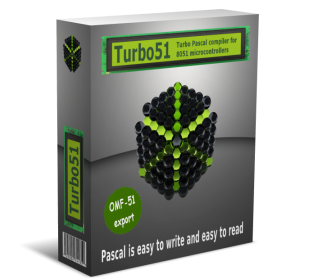 Turbo51 - Turbo Pascal Compiler for 8051